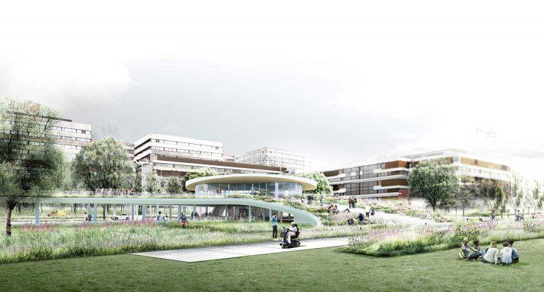 AMC-Health-Park-architects-wandelpark
