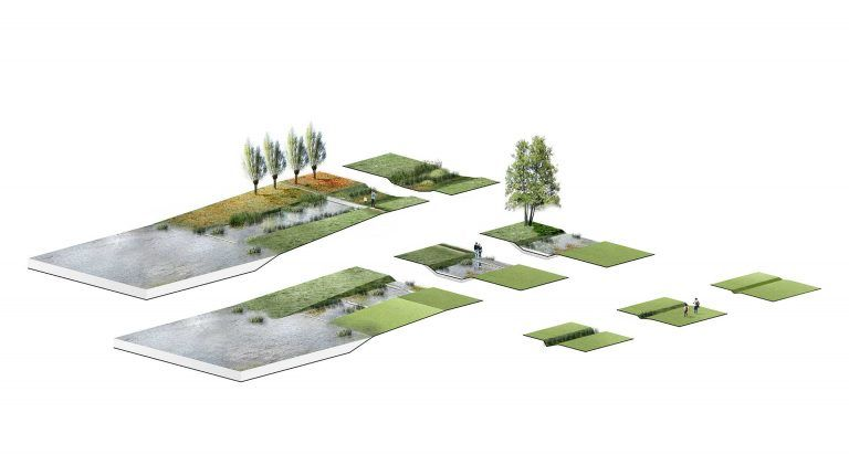 AMC-Health-Park-architecture-watertypology