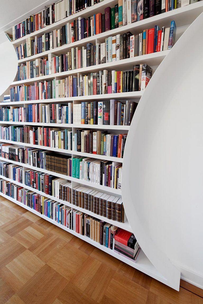 boekenkast arabisch interieur
