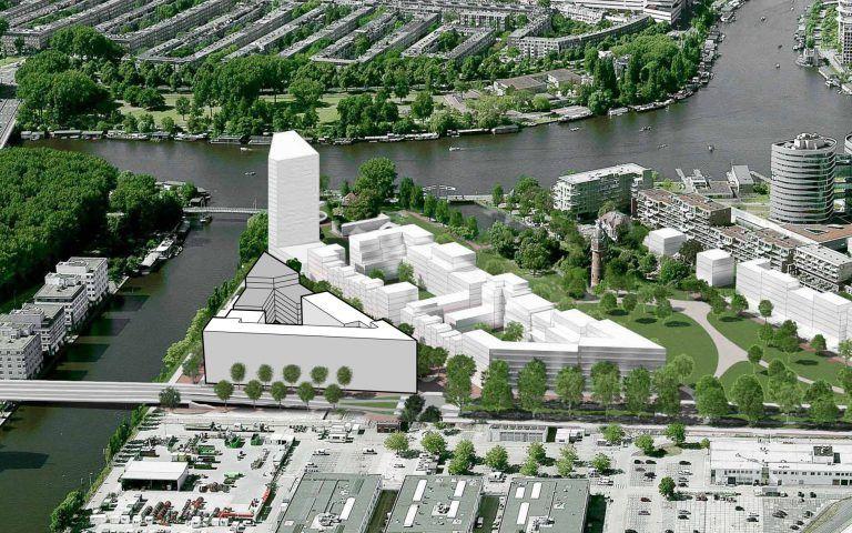 temp-architecture-amstelkwartier-8b-pve-model-impressie