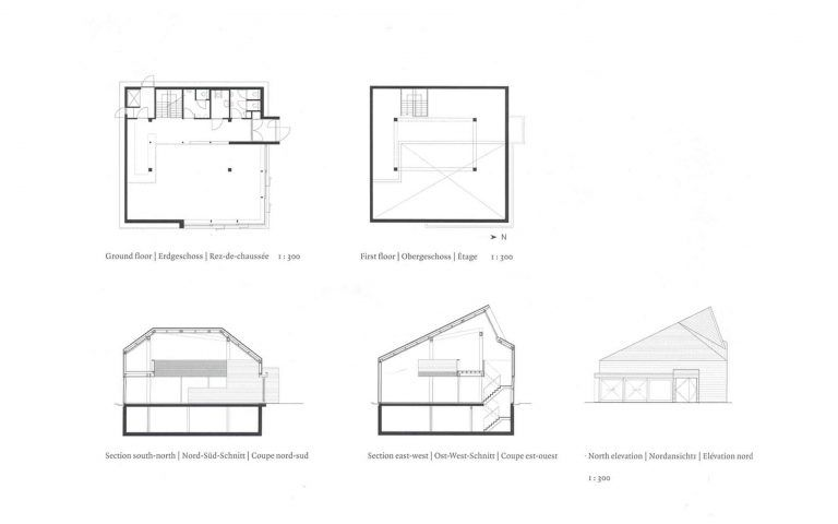 temp-architecture-bezoekerscentrum-landgoed schovenhorst-tekeningen