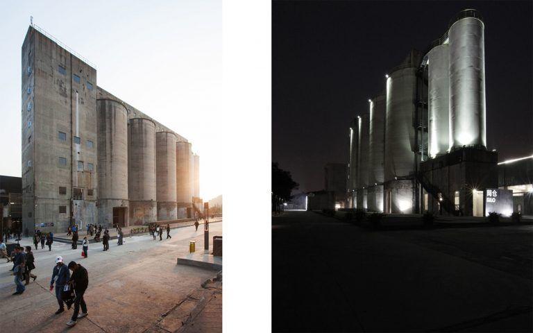 temp architecture-interior shenzen glass factory transformation-silo01