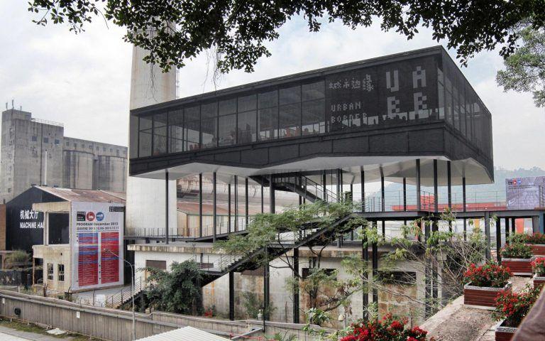 temp-architecture-value factory-entance building shenzen 01