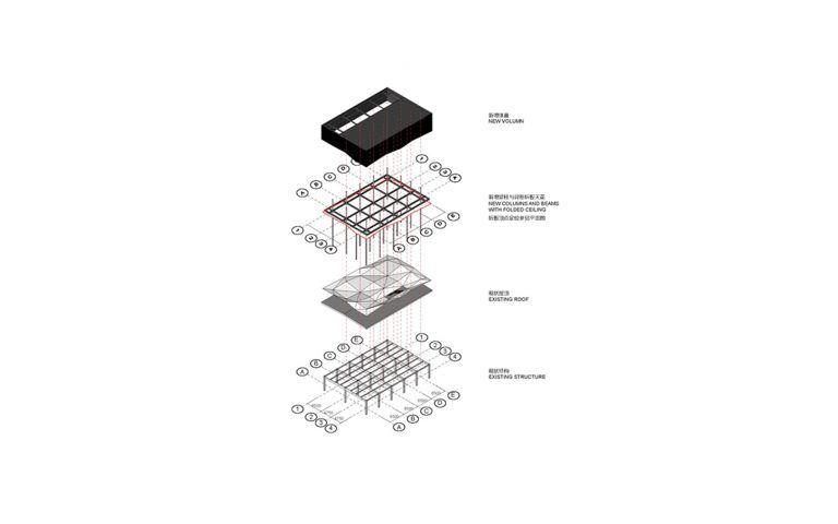 temp-architecture-value factory-entrance building shenzen-scheme01
