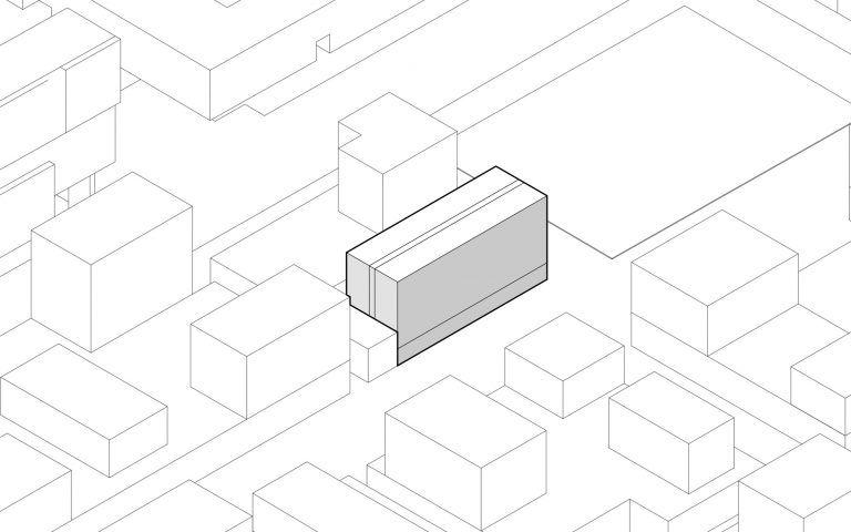 temp-architecture-weespertrekvaart-kavel 3-corridor