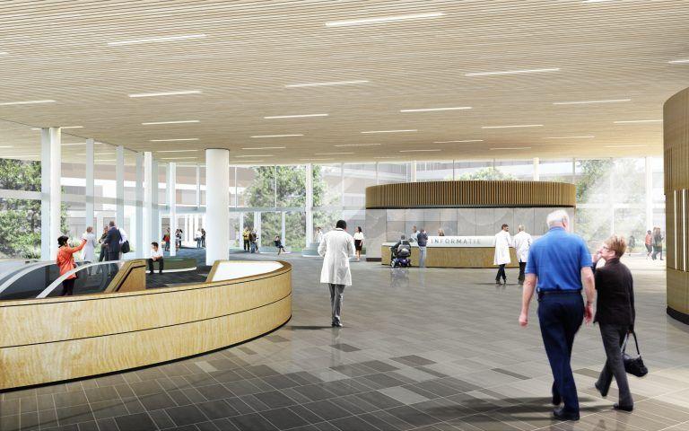 AMC Health Park interieur